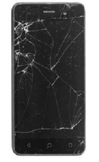 iphone gebarsten beeldscherm SEO